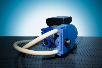 Robust Peristaltic Pumps with AC and Three-Phase Motors